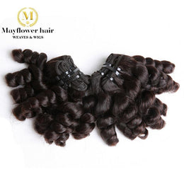 Double Drawn Funmi Hair Spanish Curl