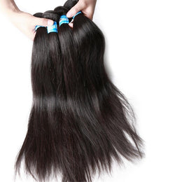Unprocessed Malaysian Hair 4 Bundles