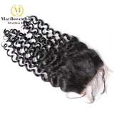 4x4 Inch Swiss Lace Virgin Hair Closure