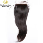 "4x4"" Silk Base Closure Malaysian Hair"