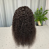 Customized Headband Curly Wig
