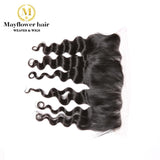 "Brazilian Hair Lace Frontal 13""X 4"""