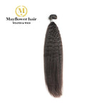 Brazilian Virgin Hair Kinky straight