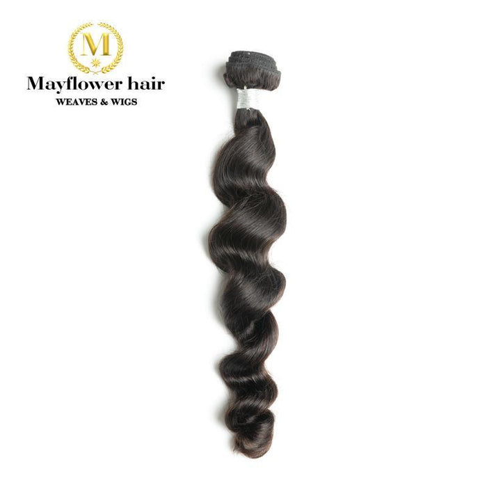 Mayflower Brazilian Loose wave hair