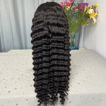 "13x4"" Lace Frontal Deep Wave Wig 250% Density"