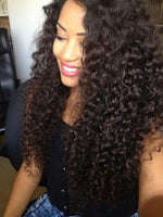 Unprocessed Brazilian Hair Deep Wave