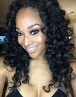 Brazilian Hair French Curl