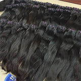 Raw Indian Natural Straight Hair