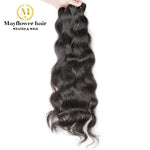 3 Bundles Raw Indian Wavy Hair