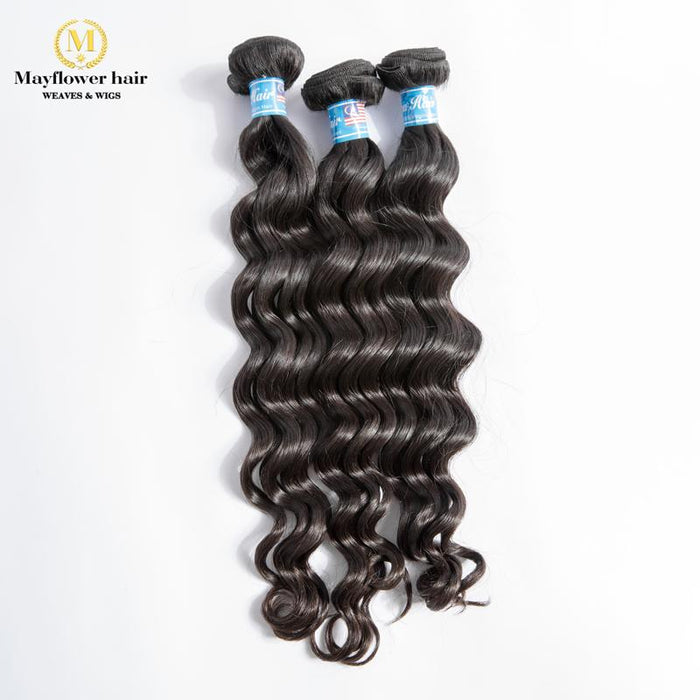 100% virgin hair natural wave