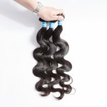 Malaysian virgin hair body wave