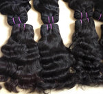 Raw Indian Curly Hair Weave