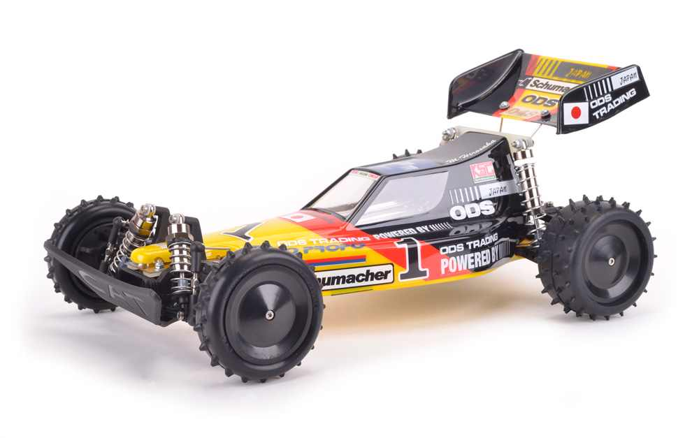 Schumacher CAT XLS Masami 1/10th Off Road