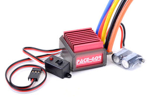 CR199 - PACE 60R Brushless ESC 1S/2S