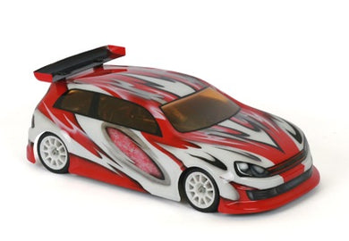 BLITZ MINI GTI BODY SHELL 225MM (0.8MM) [60904]