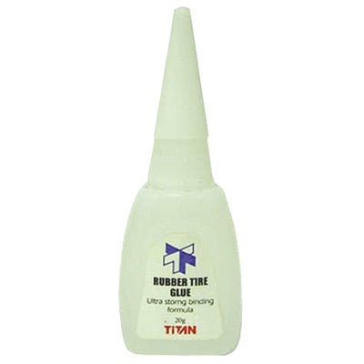TITAN- 20101 Rubber Tire Glue CA - ARC