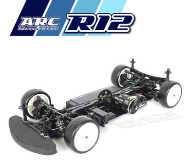 ARC R100024 - R12 Car Kit Carbon