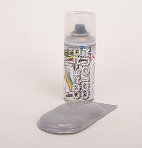 CR671 - Aerosol Paint - Shark Grey
