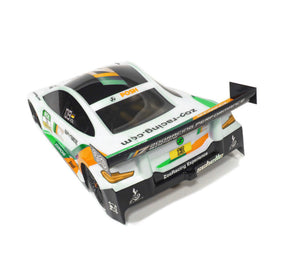 ZooRacing Baybee Ultralight 0.5mm Touring Car Body 1/10 Electric Touring Car Racing 190mm
