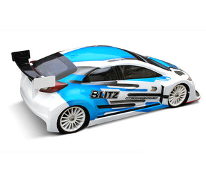 BLITZ 60227 - MK9 - 190mm FWD Touring Body - ULTRA LIGHT 0.5mm