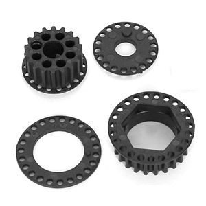 ARC R801111 Pulley Set -Front