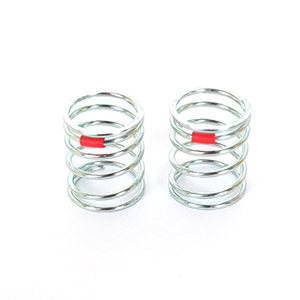 ARC R127110 - R12 - 20mm Shock Spring Red C=2.5-C2.8 (2 pieces)