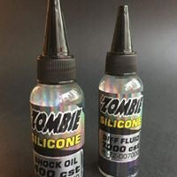 TEAM ZOMBIE SHOCK OIL 400 cst