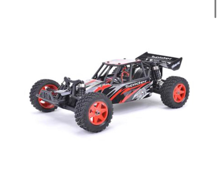 CORE RC SPIDER 1/12 - RED - CRA006