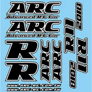 ARC R119014 - R11 decal set