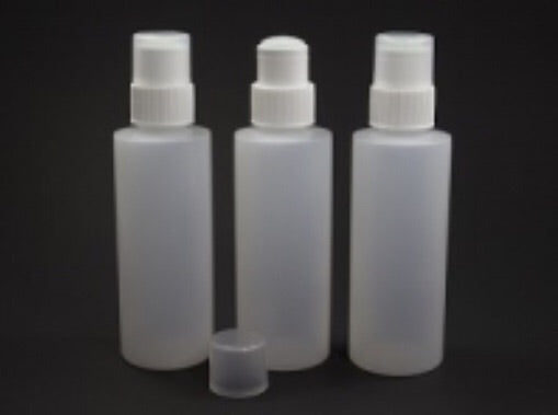 Trinity Empty 4oz (120ml) Traction Additive Dauber Top Bottles (3)