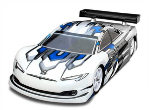 60223 - 0.5mm BLITZ S100 1/10th 190mm Ultra Light Electric Touring Car Bodyshell