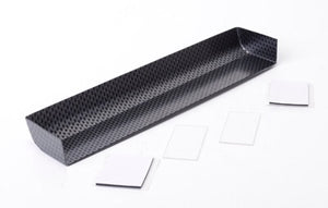 U5121 - Schumacher Touring Car Wing + 2 End Plates - Carbon