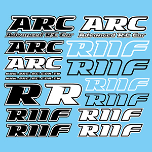 R119027 - ARC R11F Decal