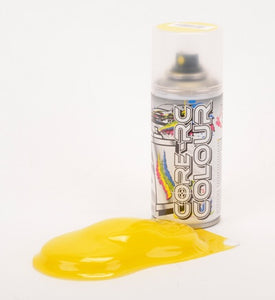 CR601 - Aerosol Paint - Yellow Taxi