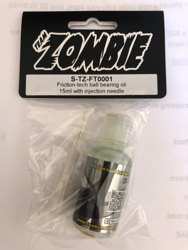 TEAM ZOMBIE FRICTION-TECH BALL BEARING OIL