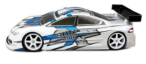 60223 - 0.7mm BLITZ S100 1/10th 190mm LW Electric Touring Car Bodyshell