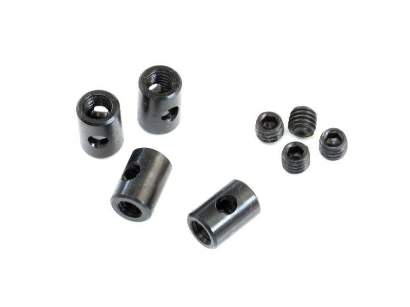 DESTINY RX-10SR DRIVESHAFT JOINT, 4 PCS [D10081]