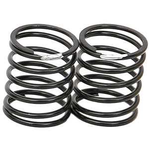 ARC R107046  Shock Spring Short 0.22g Silver (2pcs)