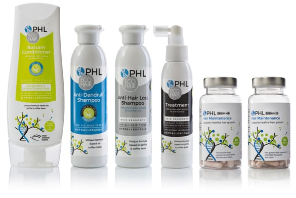 Our hair loss prevention products