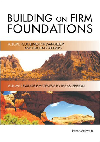 Building on Firm Foundations Vol. 1 & 2 (DVD Digital Version)