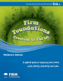 Children's Firm Foundations Creation to Christ Complete Set (Download)