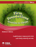 Children's Firm Foundations Creation to Christ Complete Set (Print)