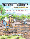 Children's Firm Foundations Grades 5 & 6 Complete Set (Download)