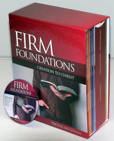 Firm Foundations: Creation to Christ Revised Adult Set (Print)