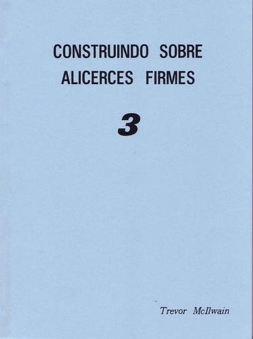 Portuguese - Building on Firm Foundations (book 3)