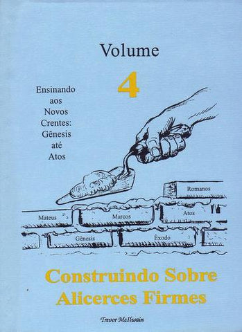 Portuguese - Building on Firm Foundations (book 4)