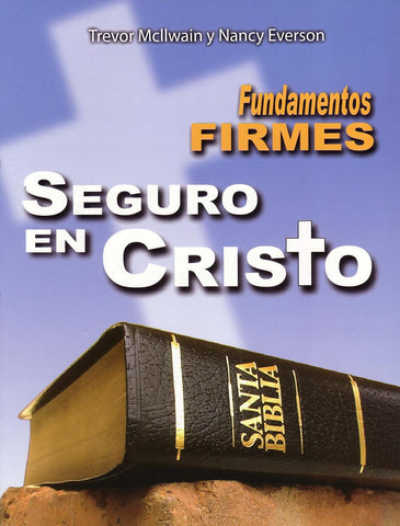 Spanish - Secure in Christ (Print)