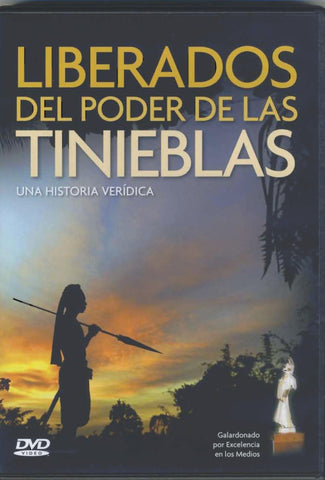 Spanish - Delivered (DVD) Liberados del Poder de las Tinieblas