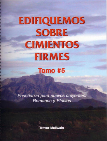 Spanish - Building on Firm Foundations, volume 5 (print)