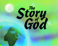 The Story of God: Pocket-size Chronological Bible Picture Booklet
